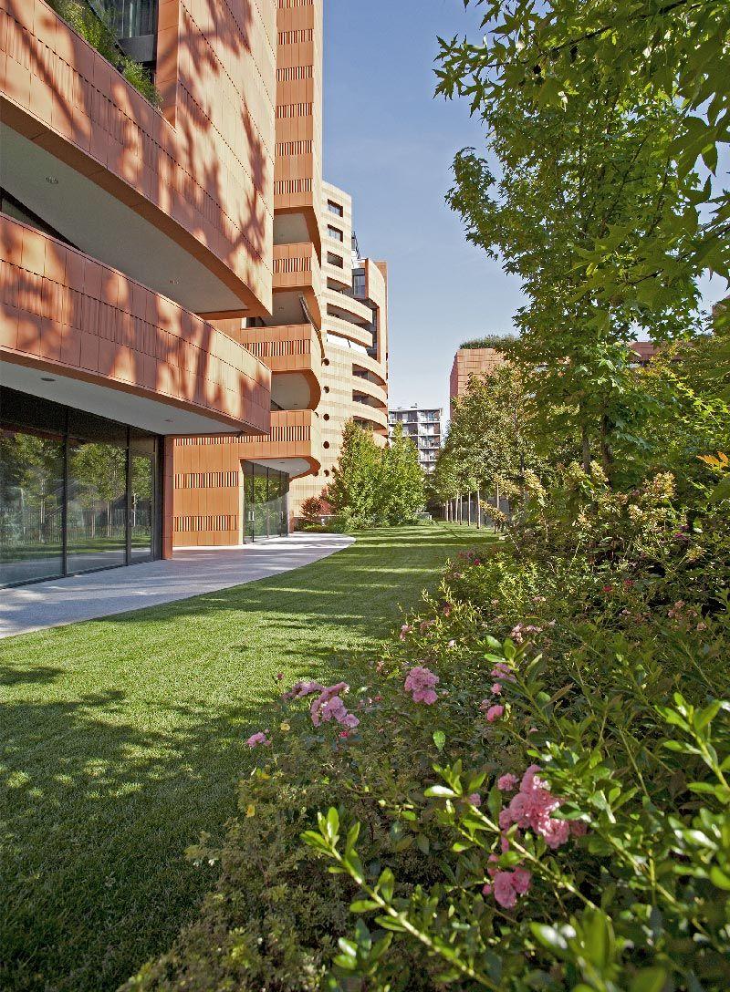 Penthouses in Milan - Campari Towers