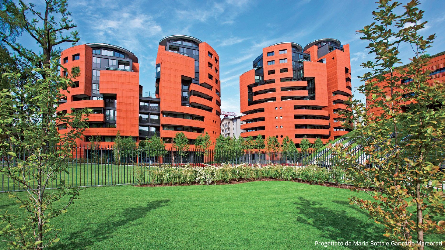 Penthouse in Milan - Campari Towers